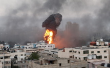 Palestine : Pluie de bombes sur Gaza, déluge de roquettes sur Israël