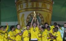 Football : Le Borussia Dortmund vainqueur de la Coupe d'Allemagne