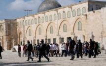 Palestine:  Les colons préparent leur marche, les Palestiniens leur Intifada