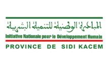 Sidi Kacem / INDH : 170 MDH pour 106 projets