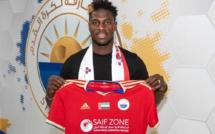 Malango est parti : Le FC Charika l'a présenté officiellement !