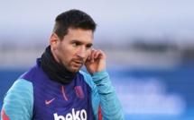 Barça : Messi devra souscrire une assurance individuelle pour pouvoir s'entrainer !
