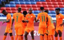 JO - Foot : La Côte d'Ivoire se qualifie au quart après son nul face à l'Allemagne (1-1)
