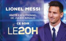 Messi, invité exceptionnel sur TF1