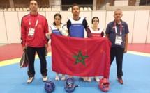 Para-taekwondo : Nos taekwondoïstes entrent en lice