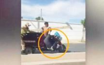 Affaire du policier blessé : peines de prison pour le conducteur du triporteur et son compagnon