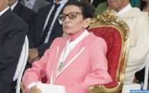 Disparition de SAR la Princesse Lalla Malika