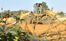 Kénitra : Opération de nettoyage à la forêt urbaine de Saknia