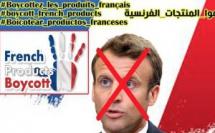 Les internautes disent « Non » aux produits français