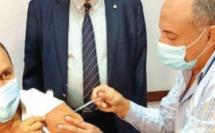 Casablanca :  Les professionnels de Santé reçoivent la 3ème dose du vaccin anti-Covid