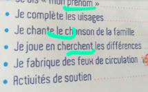 « Mon petit labo »… pour défigurer la langue française