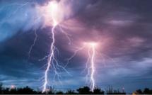 Orage et tonnerre : l'intempérie du lundi soir est « tout à fait normale »