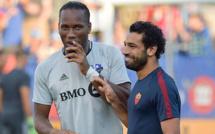 Premier League : Mohamed Salah égale Didier Drogba sur un but d'anthologie