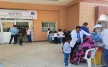 Assa-Zag : Caravane médicale pluridisciplinaire au profit de 2000 personnes