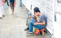 Aveugles et malvoyants : Une intégration au ralenti