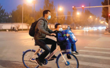 A l'approche des JO d'hiver, la Chine serre la vis